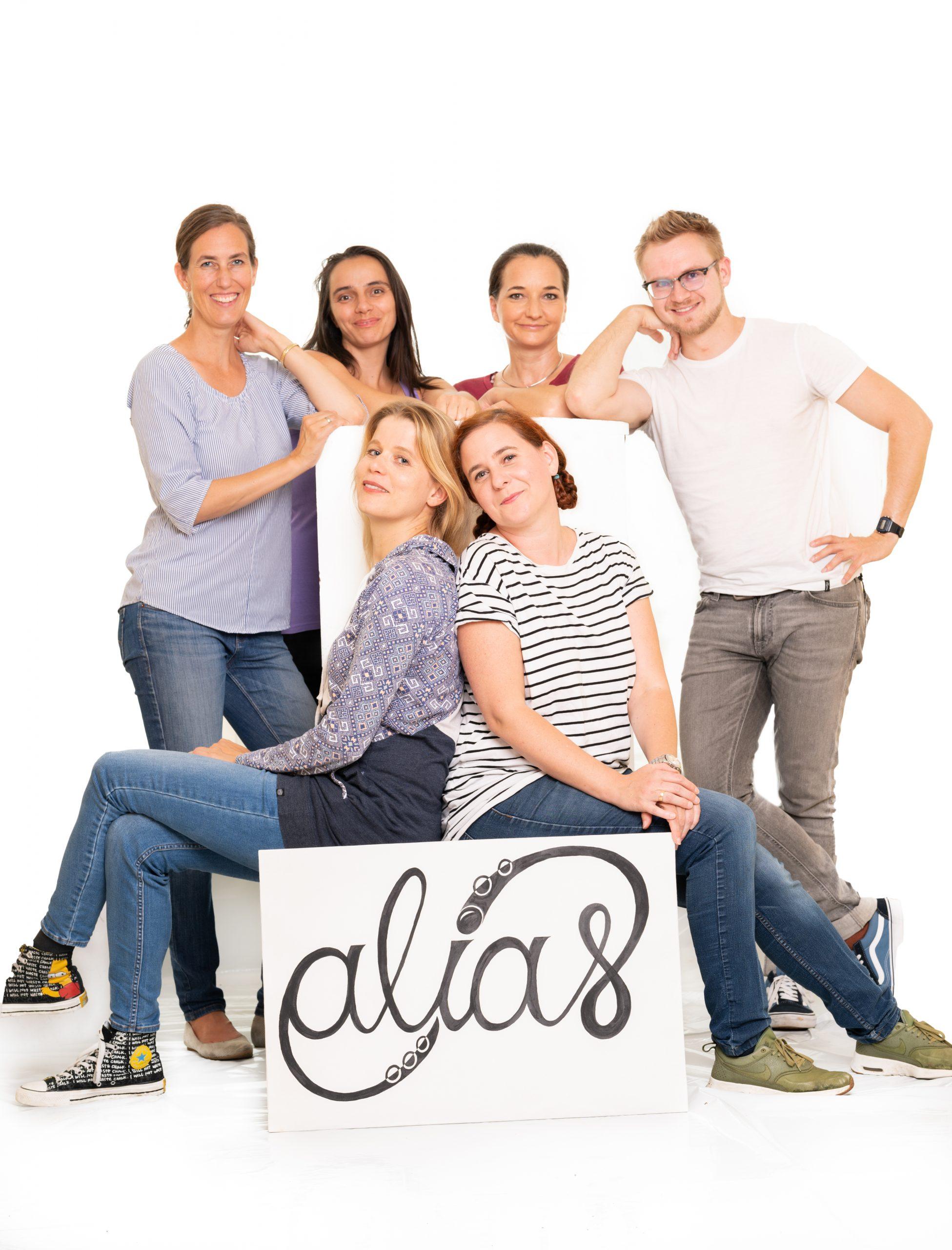 alias - Improtheater